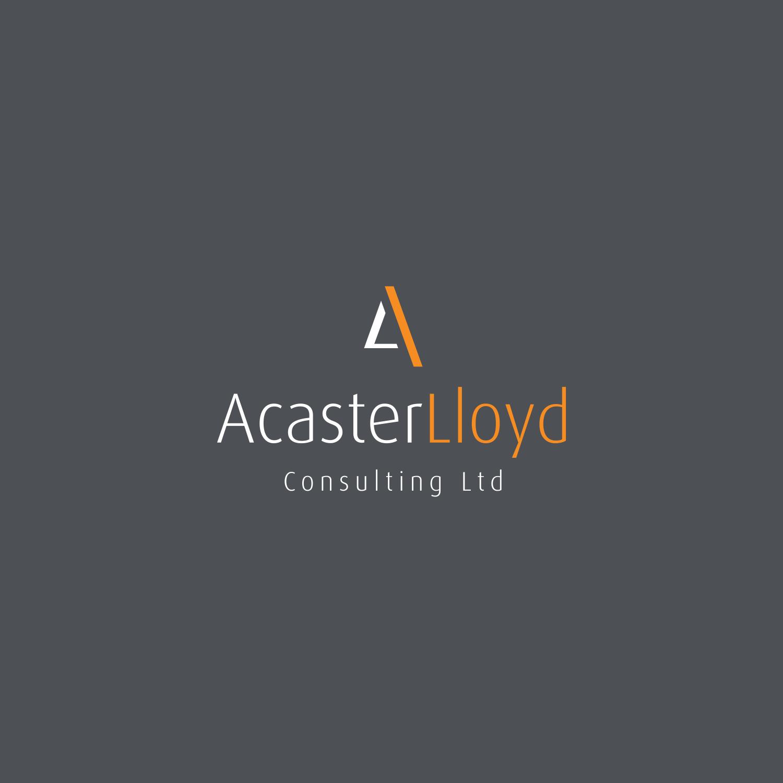 Acaster Lloyd logo design