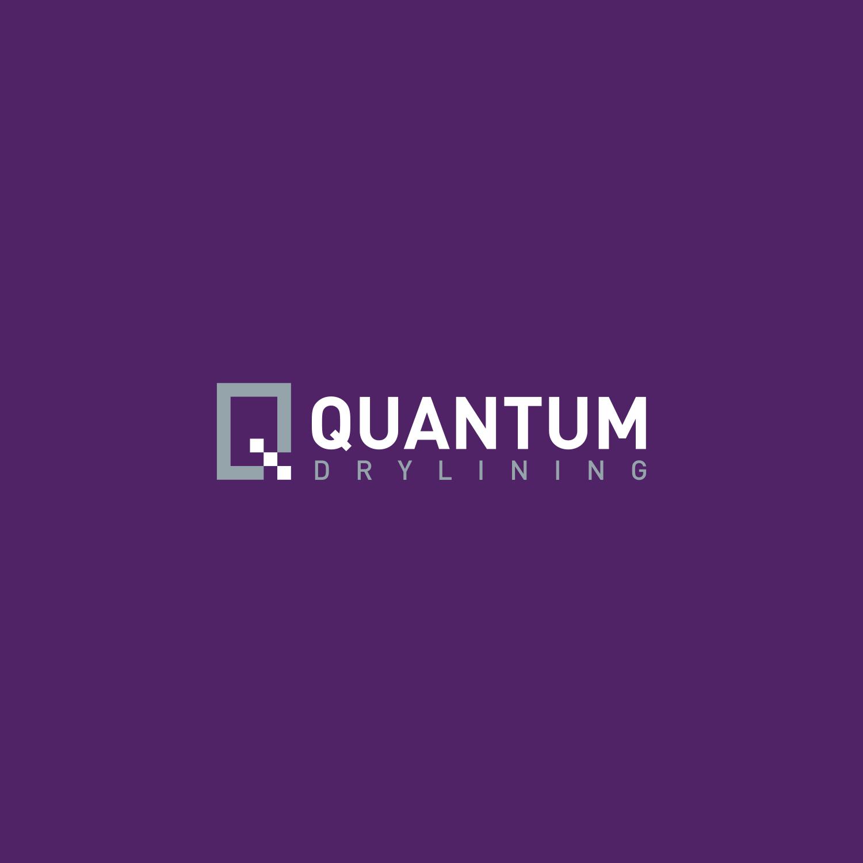 Quantum Drylining logo design
